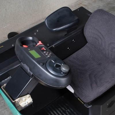 PBS20N Fahrersitz
